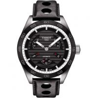 Mens Tissot PRS516 Small Second Automatic Watch T1004281605100