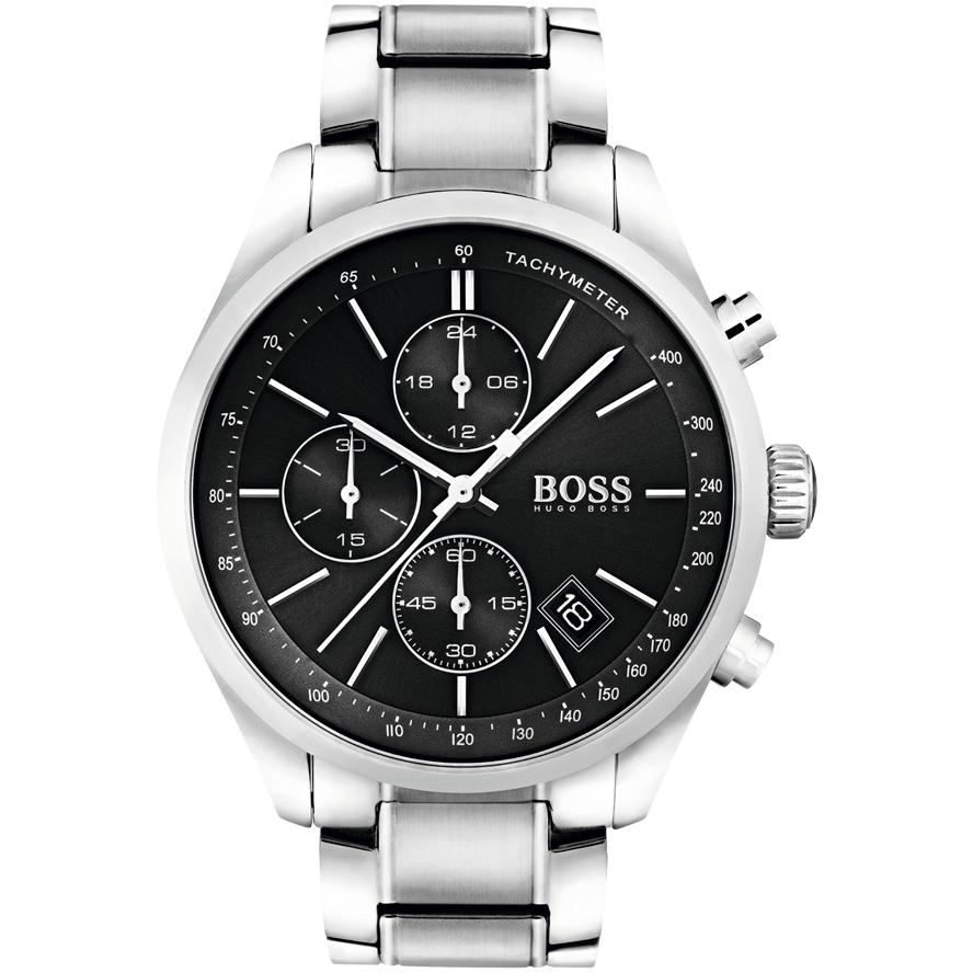 7ce4c9d103d5 Gents Hugo Boss Grand Prix Chronograph Watch (1513477)   WatchShop.com™