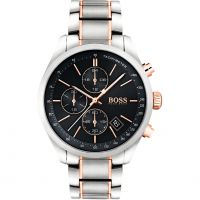 Mens Hugo Boss Grand Prix Chronograph Watch 1513473