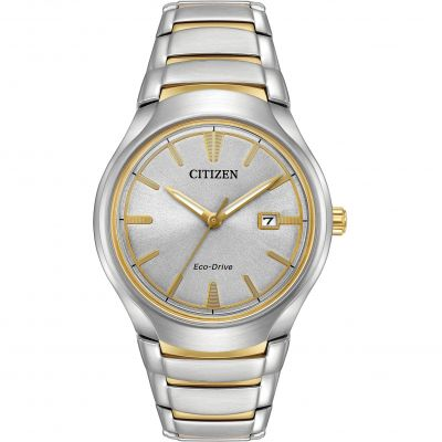 Citizen Herrenuhr in Zweifarbig AW1554-59H