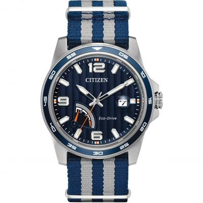 Montre Homme Citizen Power Reserve AW7038-04L
