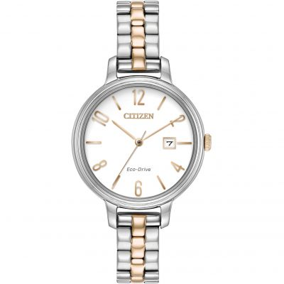 Citizen Silhouette Dameshorloge Tweetonig EW2446-57A