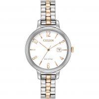 Ladies Citizen Silhouette Watch EW2446-57A