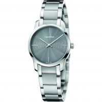 Ladies Calvin Klein City Watch K2G23144