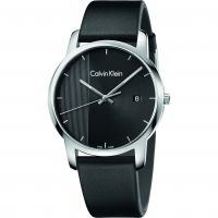 Mens Calvin Klein City Watch K2G2G1C1