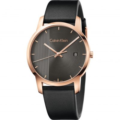 Ladies Calvin Klein City Watch K2G2G6C3