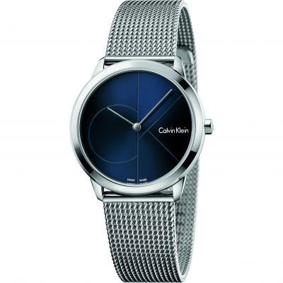 Unisex Calvin Klein Minimal 35mm Watch K3M2212N