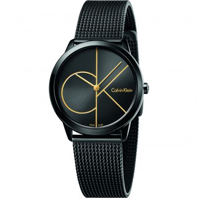 Unisex Calvin Klein Minimal 35mm Watch K3M224X1
