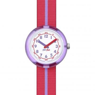 Montre Enfant Flik Flak Purple Band FPNP021