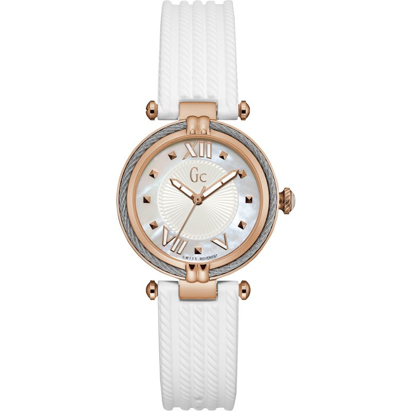 Ladies Gc Cablechic Watch Y18004L1