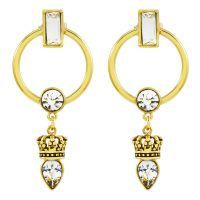 Juicy Couture Jewellery Celestial Sparkle Luxe Wishes Earrings JEWEL