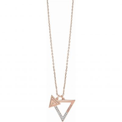 Biżuteria damska Guess Jewellery Iconic 3Angles Necklace UBN83092