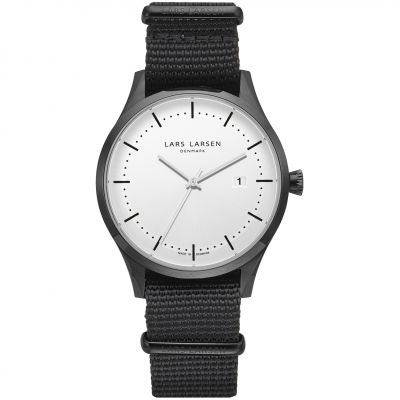 Mens Lars Larsen LW19 Watch 119CSBLN