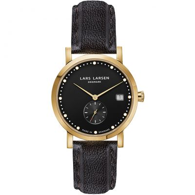 Ladies Lars Larsen LW37 Watch 137GBBL