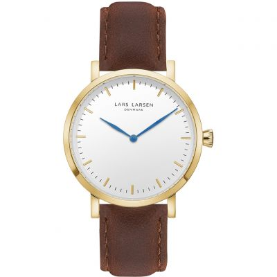 Mens Lars Larsen LW44 Watch 144GWBL
