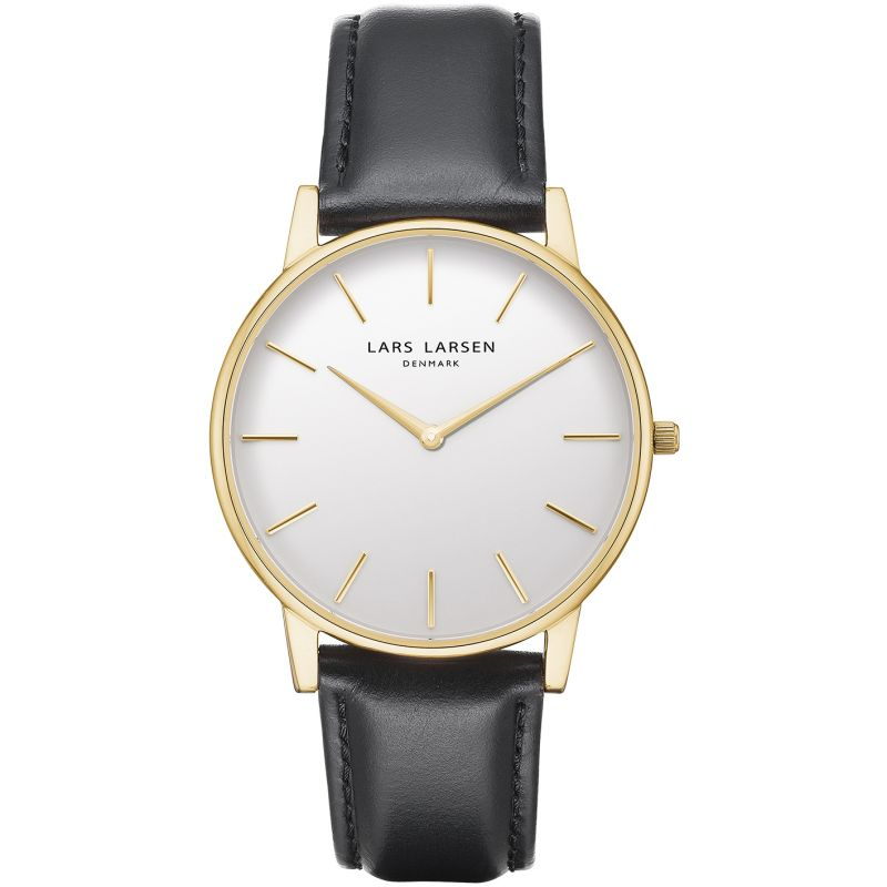 Mens Lars Larsen LW47 Watch 147GWBLL