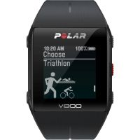 Unisex Polar V800 Bluetooth Heart Rate Monitor GPS Smart Alarm Chronograph Watch 90060771