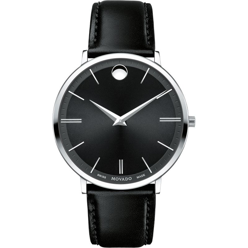 Mens Movado Ultra Slim Watch