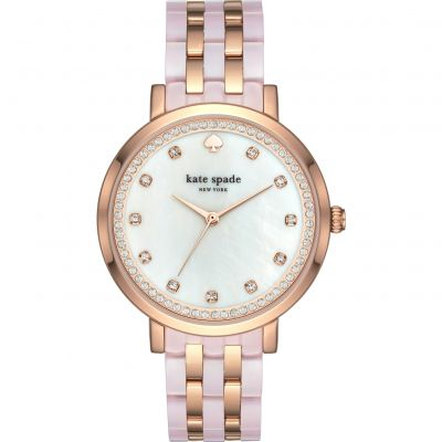 Kate Spade New York Monterey Dameshorloge Tweetonig KSW1264