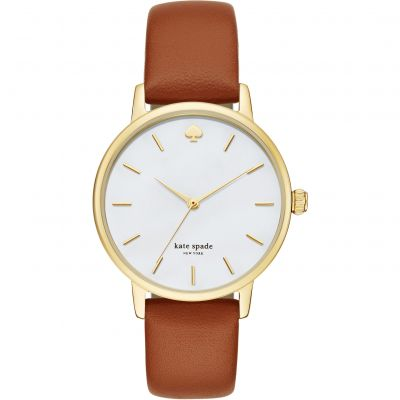 Kate Spade New York Metro Damenuhr in Braun KSW1142