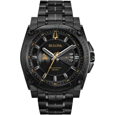 Mens Bulova Precisionist GRAMMYs Limited Edition Watch 98B295