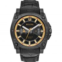 Mens Bulova Precisionist GRAMMYs Limited Edition Watch 98B293