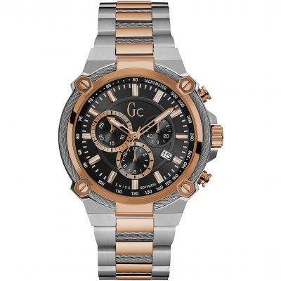 Montre Chronographe Homme Gc Gc Cableforce Y24002G2