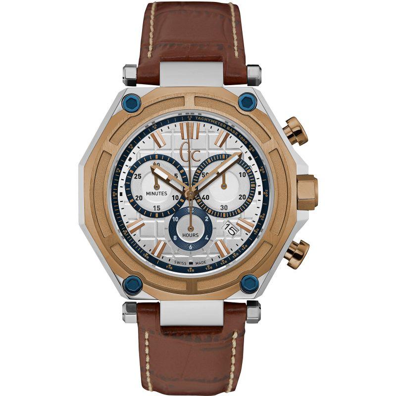 Mens Gc Gc-3 Sport Chronograph Watch