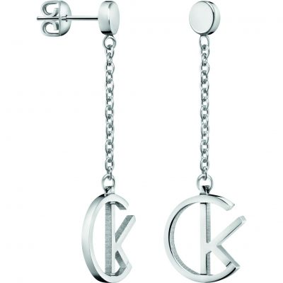 Ladies Calvin Klein Stainless Steel League Earrings KJ6DME000100