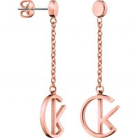 Calvin Klein Jewellery League Earrings JEWEL
