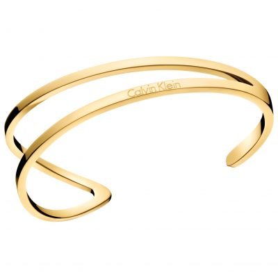 Gioielli da Calvin Klein Jewellery Outline Bangle Size XS KJ6VJF1001XS