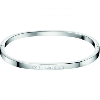 Calvin Klein Dam Hook Bangle Size S Rostfritt stål KJ06MD00010S