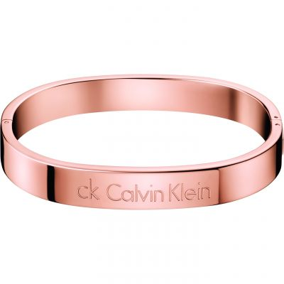 Gioielli da Donna Calvin Klein Jewellery Hook Bangle Size S KJ06PD10020S