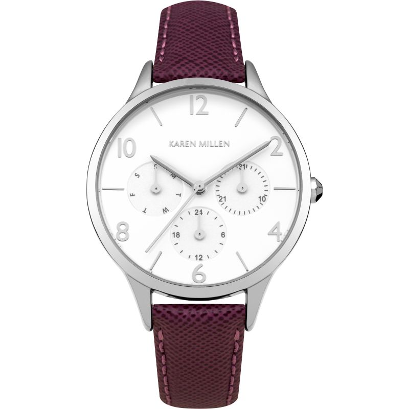 Ladies Karen Millen Watch KM155V