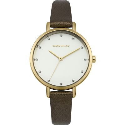 Ladies Karen Millen Watch KM157T