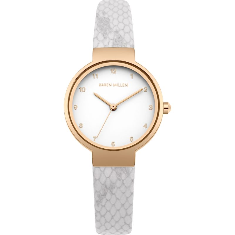 Ladies Karen Millen Watch KM127CRG