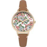 Ladies Cath Kidston Sketched Rose Watch CKL001TG