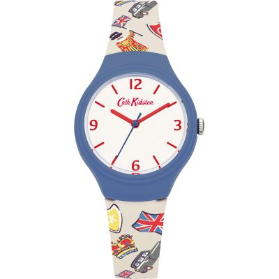 Cath Kidston London Stamps Damenuhr in Mehrfarbig CKL026CU