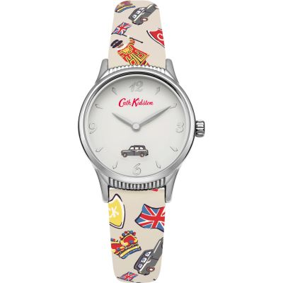 Cath Kidston London Stamps Damenuhr in Mehrfarbig CKL011WW