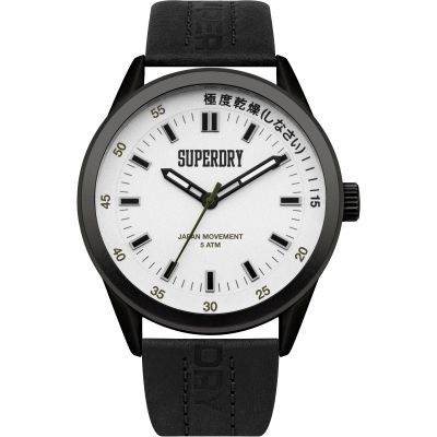 Mens Superdry Regent Corporal Watch SYG207BB