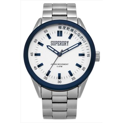 Mens Superdry Regent Corporal Watch SYG207WSM