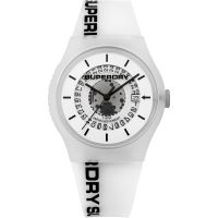 Mens Superdry Urban Semi Opaque Watch