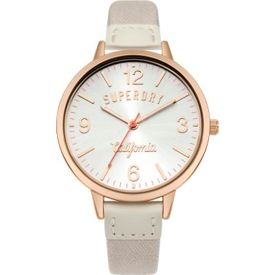 Ladies Superdry Ascot Sunrise Watch SYL170CRG