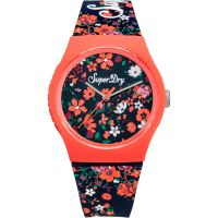 Ladies Superdry Urban Ditsy Watch SYL177UO