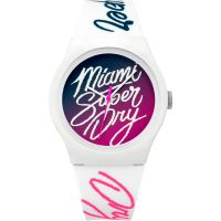 Ladies Superdry Urban Ombre Flash Watch
