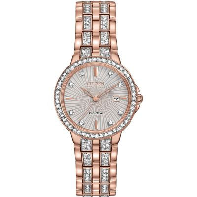 Citizen Damklocka Rose Gold EW2348-56A