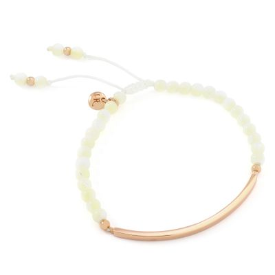 Damen Lola Rose Bishops Road White Mother of Pearl Armband rosévergoldet 611060