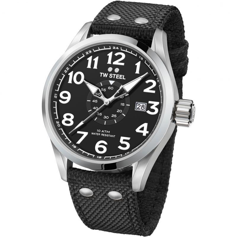 Mens TW Steel Volante 45mm Watch