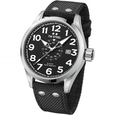 Mens TW Steel Volante 48mm Watch VS2