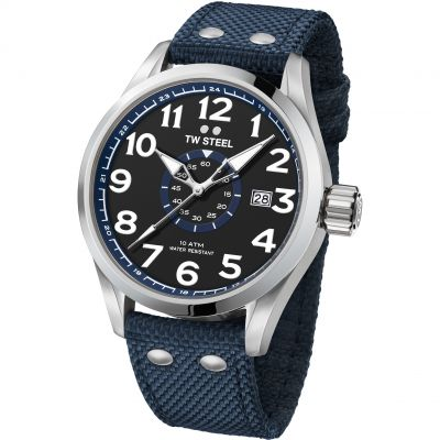 Mens TW Steel Volante 45mm Watch VS31